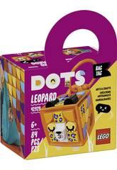 Ornement de sac à dos Lego Dots Leopard 41929