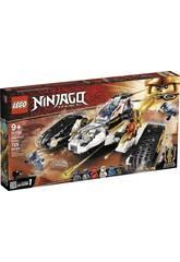 Lego Ninjago Ninjago Ultrasonic Assault Vehicle Lego 71739