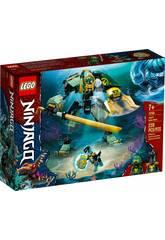Lego Ninjago Robot Hydro par Lloyd 71750