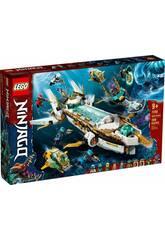 Lego Ninjago Hydro Assault Ship Lego 71756