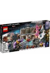 Lego Marvel Avengers : la bataille finale de Endgame 76192