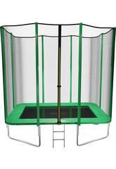 Trampoline rectangulaire de luxe M Masgames MA302418