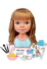 Nancy Un Día De Secretos de Belleza Flequillo Famosa 700016638