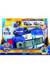 Paw Patrol The Movie Véhicule Transformable Chase Bizak 6192 7732