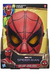 Spiderman Máscara Luminosa Hasbro F0234