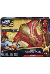 Spiderman Nerf Lanzador Web Bolt Hasbro F0237