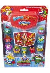 Superthings Kazoom Kids Blister 10 Figuras Magic Box PST8B016IN00
