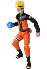 Figura Anime Heroes Naruto Uzamaki Bandai 36907