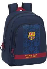 F.C. Barcelona Sac à dos pour enfants adaptable au trolley Safta 612125524