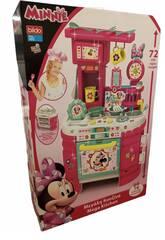 Minnie Mega Cocina con 16 Accesorios Valuvic B-8401