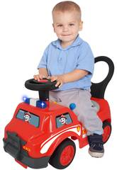 Paw Patrol Fire Truck Marshall Lights and Sounds Kiddieland 61382
