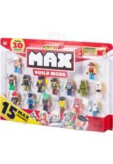Set 15 Max Figuras Desmontables Intercambiables Zuru 11007310