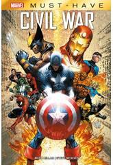 Civil War Marvel Must Have Panini