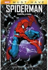 The Amazing Spider-Man Ritorno a casa Marvel Must Have Panini 9788413348537