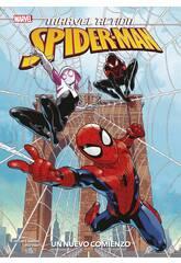 Spiderman 1 Un Nuevo Comienzo Marvel Action Panini