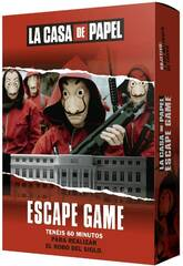 La Casa de Papel Escape Game Asmodee LRCPEG01