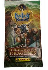 Fantasy Riders 3 Sobre Cromos Panini