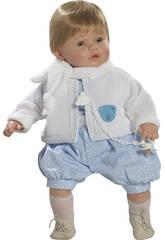 Poupée 60 cm Baby Doux Pleureur