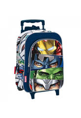 Avengers Team Trolley asilo
