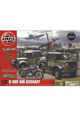 Diorama D-Day Air Assault Gift Set