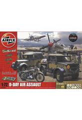 diorama D-Day Air Assault Gift Set
