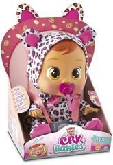 Bebés Llorones Lea Leopard IMC Toys 10574