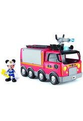 Mickey Mouse Camión De Bomberos Al Rescate