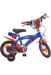 Bicyclette Spiderman 12