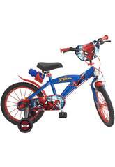 Fahrrad Spiderman 16