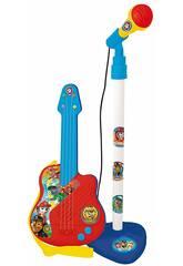 Patrulla Canina Micro y Guitarra Reig 2510