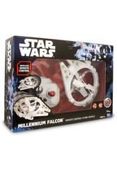 SW VII Drone Volant Millenium Falcon