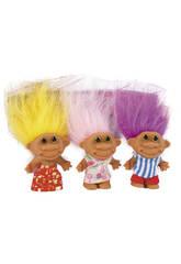 Trolls Family set 3 unità 7,6 cm