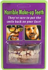 Dentier Monstre 6,5 cm.