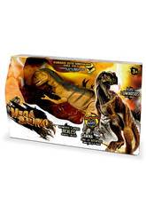 Dinosaure T-Rex, Mouvements Lumières et Sons