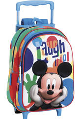 Zaino Trolley bimbo, Mickey Mouse Club House