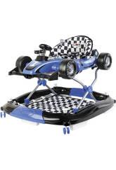 Trotteur Bleu 2 en 1 Formule 1 Activités
