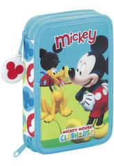 Astuccio Doppio 34 Mickey Clubhouse