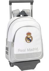 Sac à dos pour enfant avec trolley Real Madrid