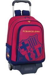 Sac à Dos avec Trolley F.C. Barcelone
