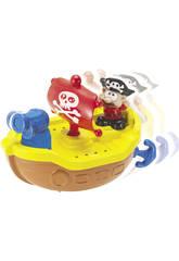 Barca dei Pirati con Corda