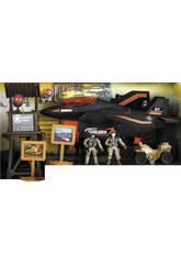 Soldie Force Avions Avec Figurines et Accessoires