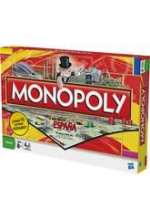 Juego de Mesa Monopoly España HASBRO GAMING 01610