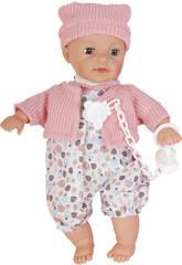 Puppe 30 cm.mit Kind Sounds