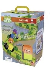 Super Blocks Circuito Miniland 32344