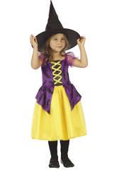 Costume Streghetta Bimba M