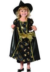 Kostüm Hexe Schädel Baby Größe S