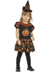 Kostüm Hexe Pumpkins Baby Größe M