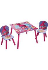 Trolls Table et Chaises