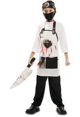 Déguisement Garçon M Docteur Killer