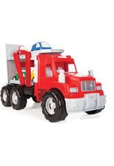 Mega Camion 56cm. Porta Macchine Mak Transport Truck